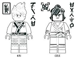 Lego Ninjago Movie Mech Coloring Pages Jafevopusitop