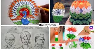Professional Instructions Craft Ideas On Republic Day Chart