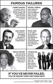 Famous Failures on Pinterest | Relationship Regret Quotes, Failure ... via Relatably.com