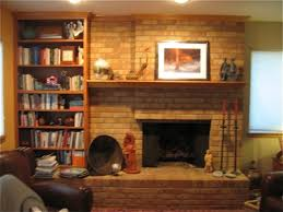do it yourself fireplace remodels painted fireplace surround ideas painted fireplace surround
