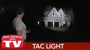 Tac Lights Bell Howell Tac Light Ultimate Tactical Flashlight As Seen On Tv