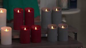 gki bethlehem lighting luminara wax candle 3 5 by 7