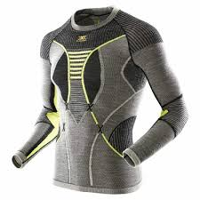 <b>Футболка X-Bionic Apani Merino</b> Man Shirt Long Sleeves - купить ...