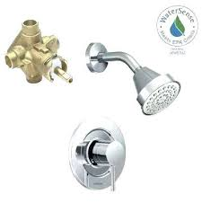shower faucet trim kit oil rubbed bronze moen monticello shower align single handle 1 spray shower