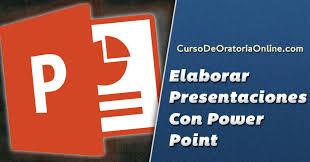 Realiza Exitosas Presentaciones Con Powerpoint Curso De
