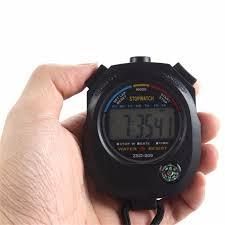 New Hot sale <b>Waterproof Digital LCD</b> Stopwatch Chronograph ...