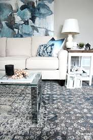 Neutral Colored Rugs New Indigo Blue And A Giveaway Setting For Four Home Ideas Diy