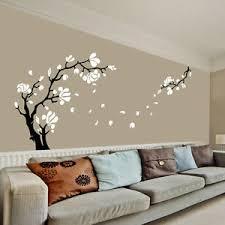 magnolia tree wall art