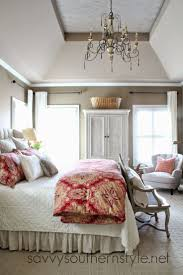 Charming bedroom. #masterbedroom #designideas homechanneltv.com