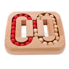 Wooden Maze Game With Ball Bearing PYRAMID PUZZLE 1100D Ball Bearing Game In Cube £1100100 PicClick UK 75