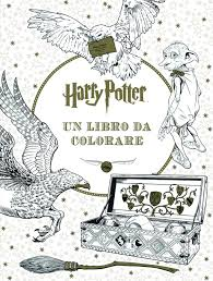 Disegni per i bambini, personaggi cartoni animati, fiabe e favole per bambini : Harry Potter Un Libro Da Colorare Ediz Illustrata Aa Vv Amazon It Libri