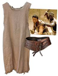 Gladiator Movie Costume Design Gladiator Costume Auction Nets 15 786 For Crowe Costume At Nate