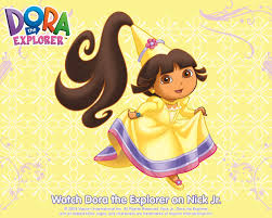 dora the explorer images princess dora wallpaper hd wallpaper and background photos
