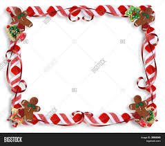 christmas treats frame background template stock photo stock christmas treats frame background template