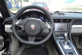 2014 porsche 911 carrera interior. 2014 porsche 911 carrera 4 cabriolet driver interior view
