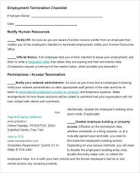Hr Checklist Templates Free Sample Example Format Free Sample ...