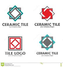 tile logo. Unique Tile Download Set Of Logos Ceramic Tiles Vector Illustration Stock   Of Emblem In Tile Logo