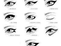 types of eye makeup new diffe types of cat eye makeup eye makeup