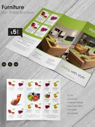 Trifold Template For Word Advertising Flyer Templates For Word Excellent Furniture A3 Tri Fold