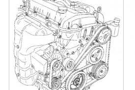 engine diagram 06 mazda 3 petaluma 2006 mazda speed 6 23l mzr disi turbo serpentine belt diagram