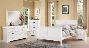 Louis Philippe Furniture Bedroom Louis Philippe Iii Youth Bedroom Set White Acme Furniture