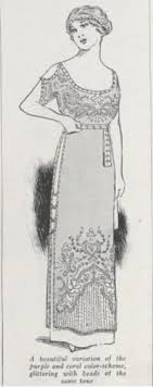 pioneer woman clothing drawing. titanic, april 1912 dinner gown- very similar to rose\u0027s red beaded dress. this pioneer woman clothing drawing
