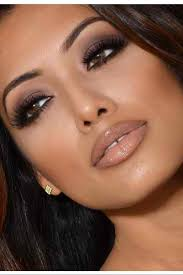 makeup for brown eyes brown hair olive skin tone