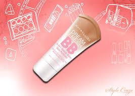 beauty benefit cream maybelline dream fresh bb cream