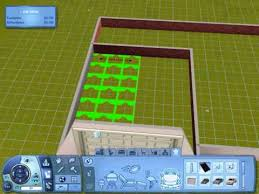 the sims 3 how to build a garage connected to a house on foundations