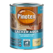 <b>Лак</b> Pinotex Lacker Aqua 1 л глянцевый купить по цене 779.0 руб ...