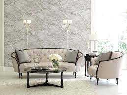 sophisticated living rooms ottoman coffee table gray area rug big vase lamp shade yellow chandelier rattan rocking chair decoration lights for room