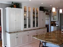 Kitchen Hutch New White Kitchen Buffet And Hutch Kitchen Design The Luxury