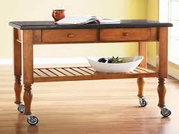 kitchen islands wheels inspirational kitchen island table wheels
