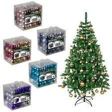 120 Oder 130 Weihnachtskugeln Set Von Fsh Chritsbaumkugel