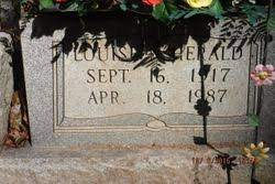"""Louise """"Lou-eyes"""" Noble Herald (1917-1987) - Find A Grave Memorial"""