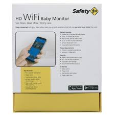 Safety 1st HD WiFi Baby Monitor   Babies R Us Canada