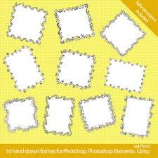 Frames For Photoshop Paintshop Pro Lightroom Photoshop Photoshop Elements
