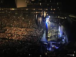 Prudential Center Section 114 Concert Seating