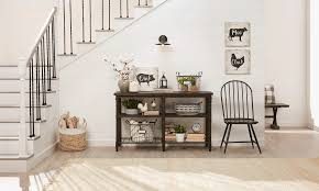 How to Decorate Your Console Table in 3 Different Styles Overstockcom