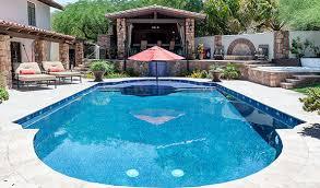 phoenix landscaping design pool