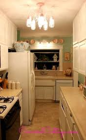 Kitchen Design Lighting Painting