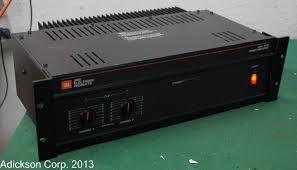jbl amplifier. jbl-urei-6230-power-amplifier-75-150-wpc- jbl amplifier