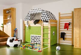 Little Boy Bedroom Decorating Wall Decor Ideas For Kids Room Domyplace Interior Design Bright