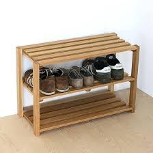 diy shoe cabinet shoe rack for closet free diy shoe rack plans