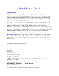 Canada Address Sample Cover Letter Canada Resume Sample Post How Do