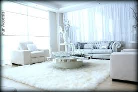 extra large white fluffy rug big area rugs black furry with regard to wh