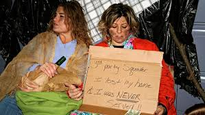 Top Foreclosure Firm's Homeless-Themed <b>Halloween Party</b> Pictures ...