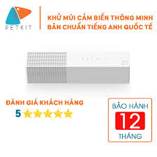 CHÍNH HÃNG] Máy khử mùi vệ sinh chó mèo Petkit Pura Air làm sạch không khí  trong nhà thông minh, Giá tháng 4/2021