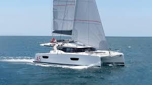 Elba 45 Fountaine Pajot Sailing Catamarans