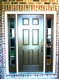 steel front door with sidelights fiberglass entry door with sidelights craftsman entry door with sidelights entry